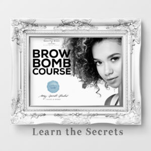 BROW BOMB BROW LAMINATION TRAINING – IN PERSON
